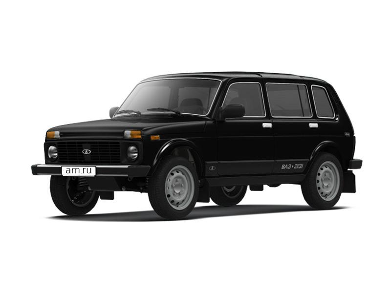 Новый авто ВАЗ (Lada) 4x4, черный , 2016 года выпуска, цена 509 700 руб. в автосалоне  ()