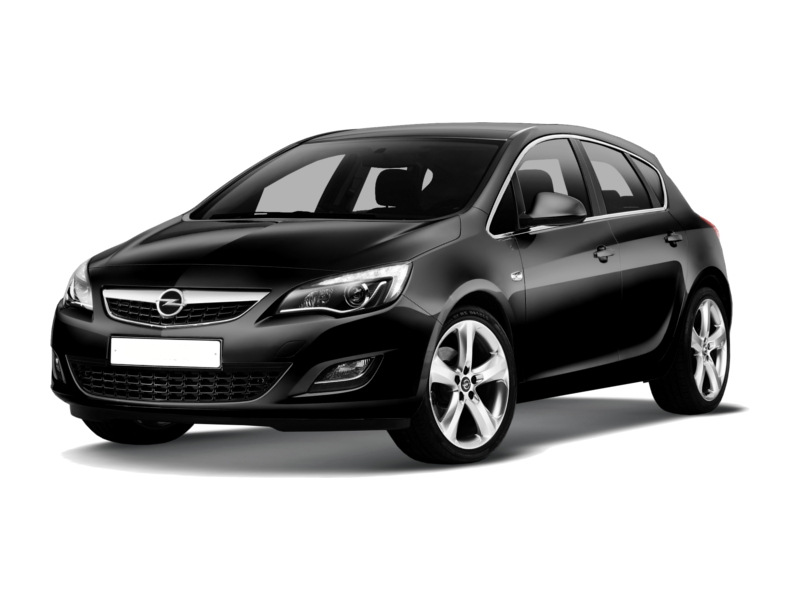Подержанный Opel Astra, хорошее состояние, черный металлик, 2010 года выпуска, цена 470 000 руб. в ао. Ханты-Мансийском Автономном округе - Югре
