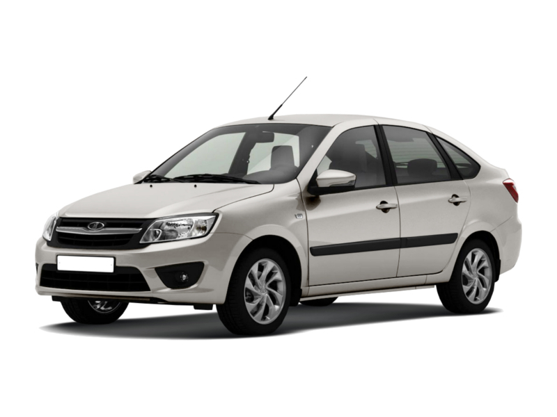 Новый авто ВАЗ (Lada) Granta, серебряный , 2016 года выпуска, цена 551 200 руб. в автосалоне  ()