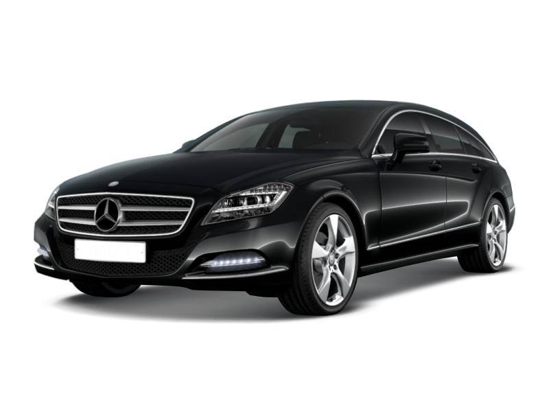 Подержанный Mercedes-Benz CLS-Класс, хорошее состояние, черный , 2013 года выпуска, цена 1 650 000 руб. в республике Татарстане