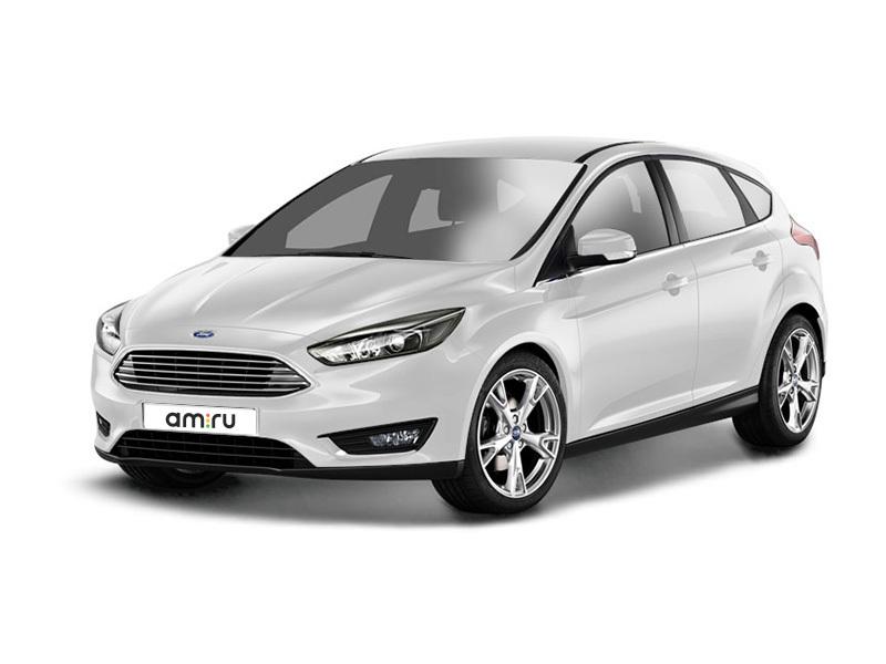 Новый авто Ford Focus, белый , 2016 года выпуска, цена 843 500 руб. в автосалоне Темп-Авто Форд Сочи (Сочи, ш. Батумское, д. 94/20)