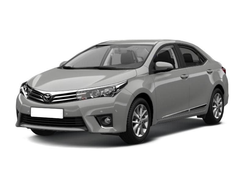 Подержанный Toyota Corolla, хорошее состояние, серебряный металлик, 2013 года выпуска, цена 550 000 руб. в ао. Ханты-Мансийском Автономном округе - Югре
