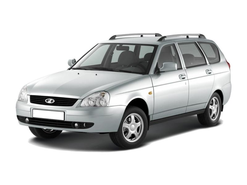 Подержанный ВАЗ (Lada) Priora, хорошее состояние, серебряный перламутр, 2010 года выпуска, цена 210 000 руб. в республике Татарстане