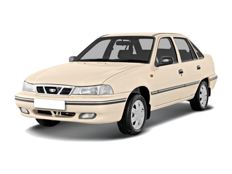 Подержанный Daewoo Nexia, среднее состояние, бежевый , 2000 года выпуска, цена 60 000 руб. в Челябинской области