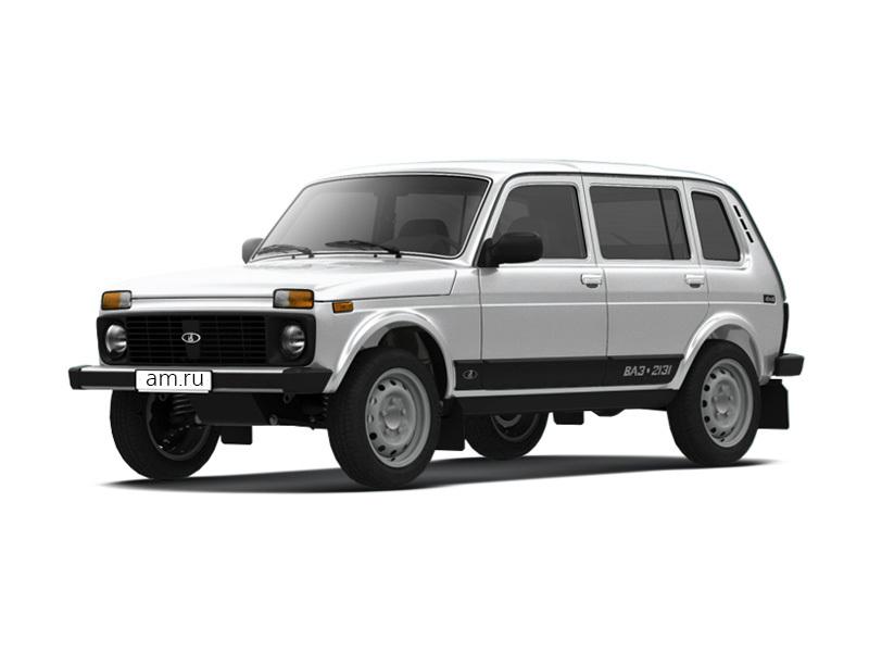 Новый авто ВАЗ (Lada) 4x4, белый , 2016 года выпуска, цена 509 700 руб. в автосалоне  ()