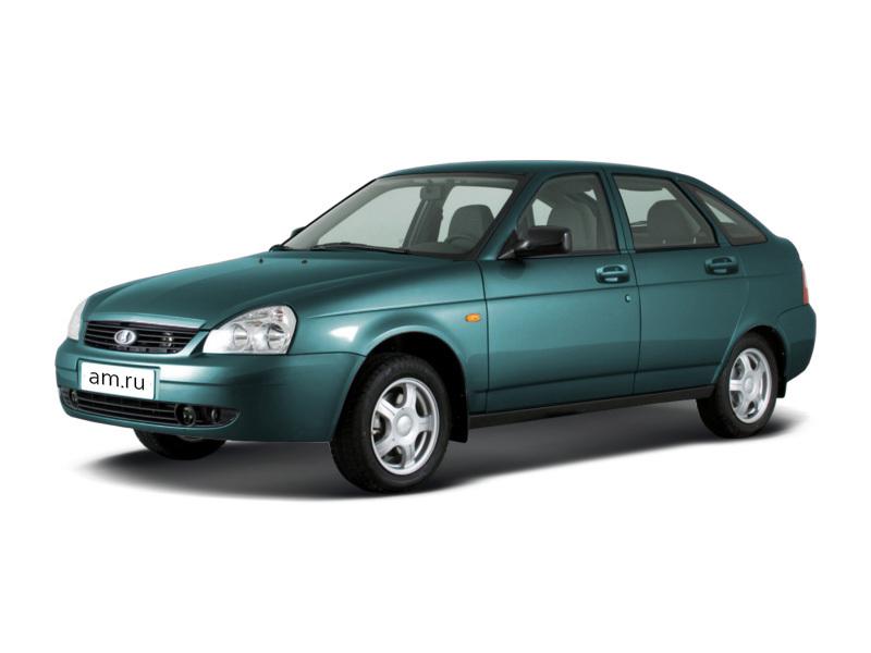 Подержанный ВАЗ (Lada) Priora, хорошее состояние, зеленый , 2009 года выпуска, цена 210 000 руб. в Челябинской области