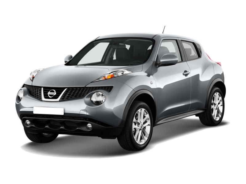 Подержанный Nissan Juke, отличное состояние, серебряный металлик, 2012 года выпуска, цена 680 000 руб. в ао. Ханты-Мансийском Автономном округе - Югре