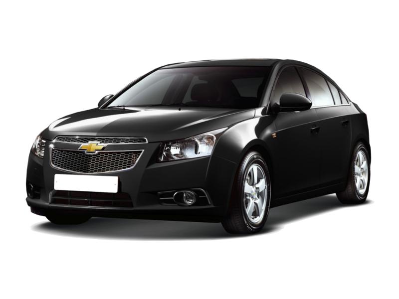 Подержанный Chevrolet Cruze, отличное состояние, черный металлик, 2011 года выпуска, цена 400 000 руб. в Смоленской области