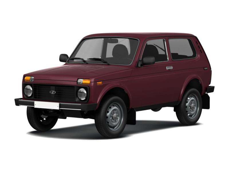 Подержанный ВАЗ (Lada) 4x4, отличное состояние, бордовый металлик, 2012 года выпуска, цена 295 000 руб. в ао. Ханты-Мансийском Автономном округе - Югре