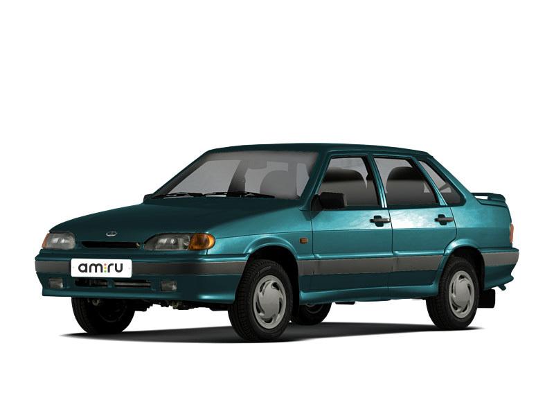 Подержанный ВАЗ (Lada) 2115, среднее состояние, зеленый , 2008 года выпуска, цена 90 000 руб. в Челябинской области
