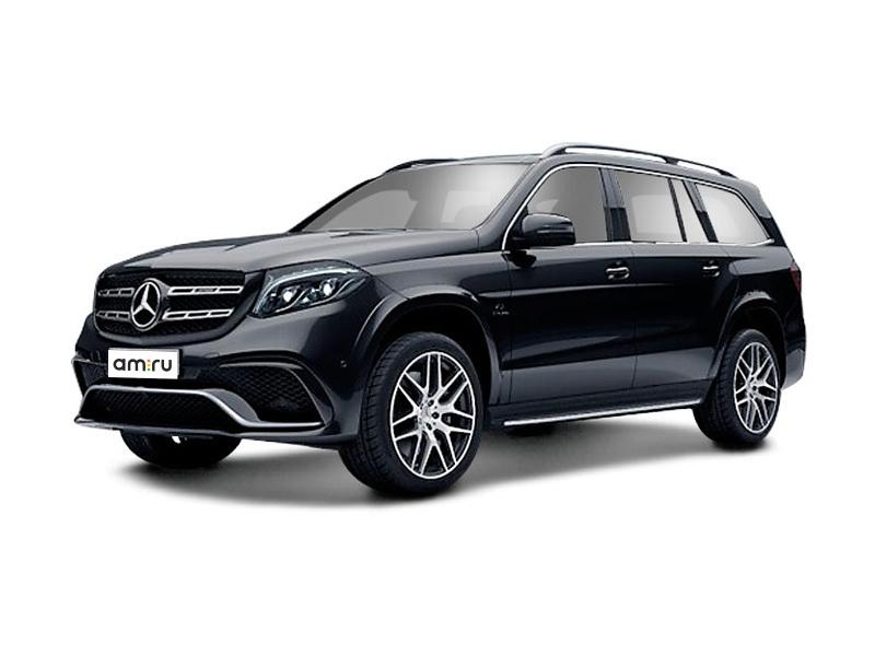 Новый авто Mercedes-Benz GLS-класс, черный металлик, 2016 года выпуска, цена 10 425 000 руб. в автосалоне УралАвтоХаус Магнитогорск (Магнитогорск, пр-кт Ленина, д. 97, лит. Б)