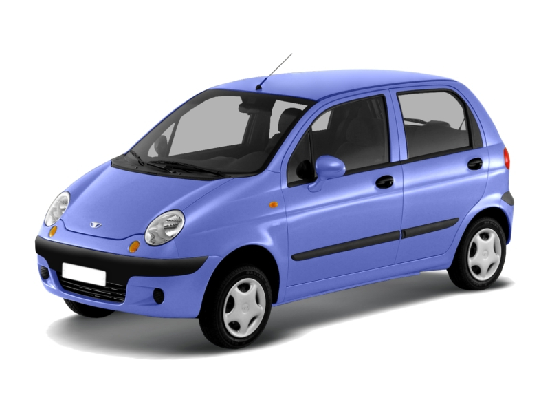 Подержанный Daewoo Matiz, хорошее состояние, голубой перламутр, 2011 года выпуска, цена 145 000 руб. в Челябинской области