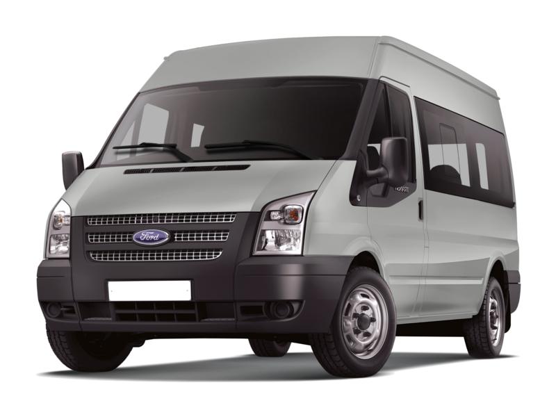 Подержанный Ford Transit, хорошее состояние, серебряный металлик, 2006 года выпуска, цена 900 000 руб. в ао. Ханты-Мансийском Автономном округе - Югре