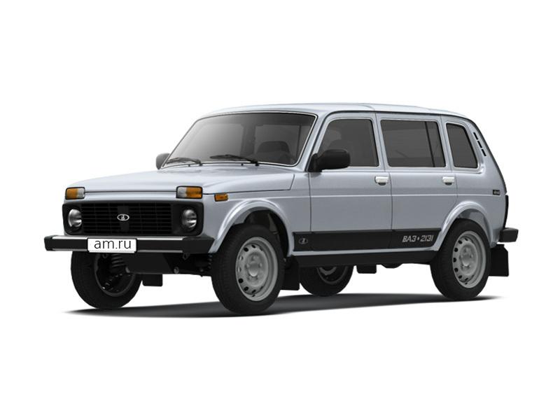 Новый авто ВАЗ (Lada) 4x4, серебряный , 2016 года выпуска, цена 509 700 руб. в автосалоне  ()