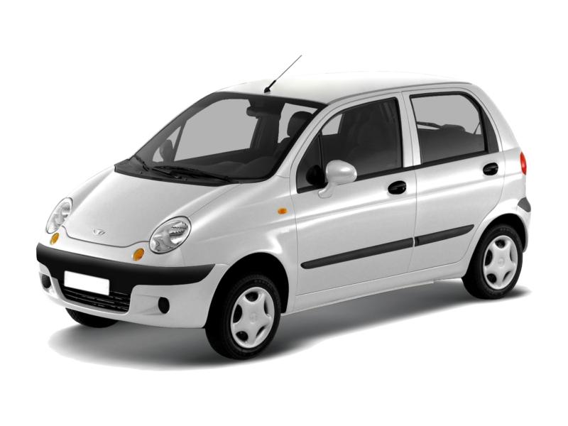 Подержанный Daewoo Matiz, отличное состояние, белый , 2010 года выпуска, цена 170 000 руб. в Челябинской области