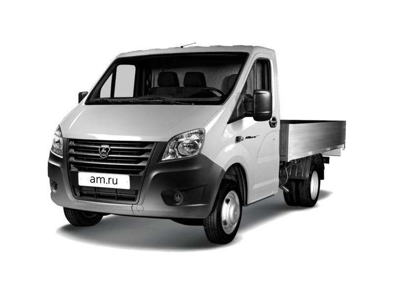 Подержанный ГАЗ Next, хорошее состояние, белый , 2013 года выпуска, цена 670 000 руб. в Челябинской области