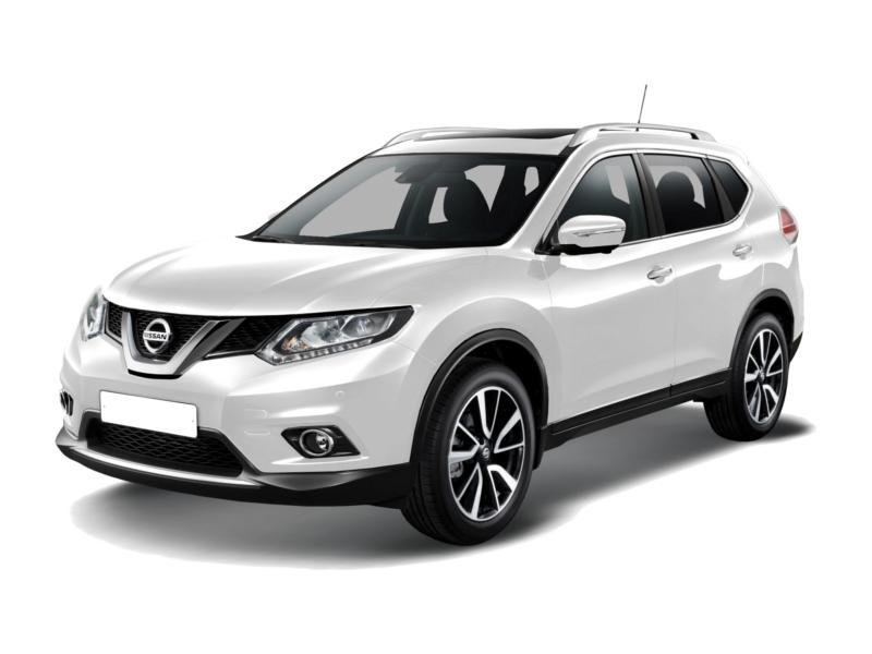 Новый авто Nissan X-Trail, белый перламутр, 2016 года выпуска, цена 1 919 000 руб. в автосалоне  ()
