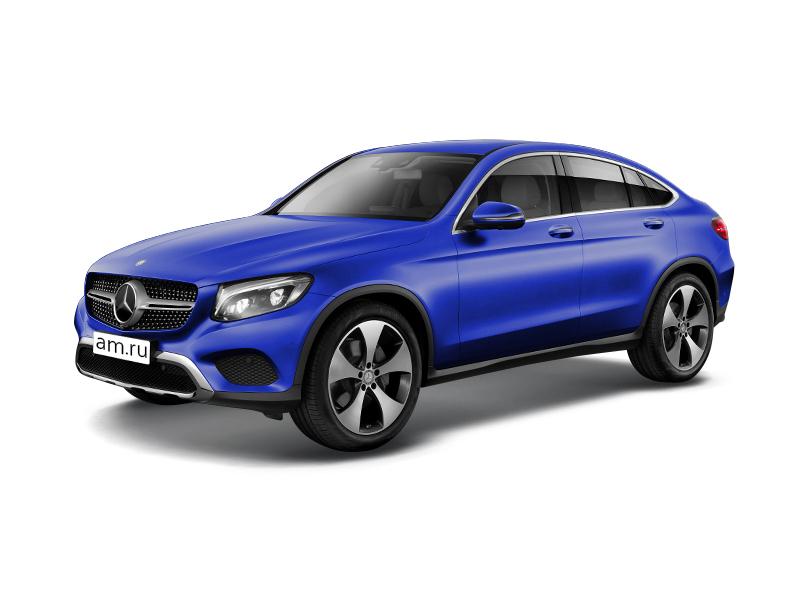 Новый авто Mercedes-Benz GLC-Класс, синий бриллиант, 2016 года выпуска, цена 4 090 000 руб. в автосалоне МБ-Орловка (Набережные Челны, тракт Мензелинский, д. 24)
