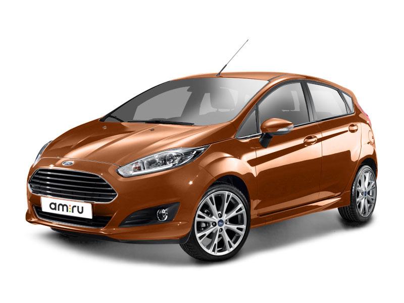Новый авто Ford Fiesta, коричневый , 2016 года выпуска, цена 715 500 руб. в автосалоне Темп-Авто Форд Сочи (Сочи, ш. Батумское, д. 94/20)