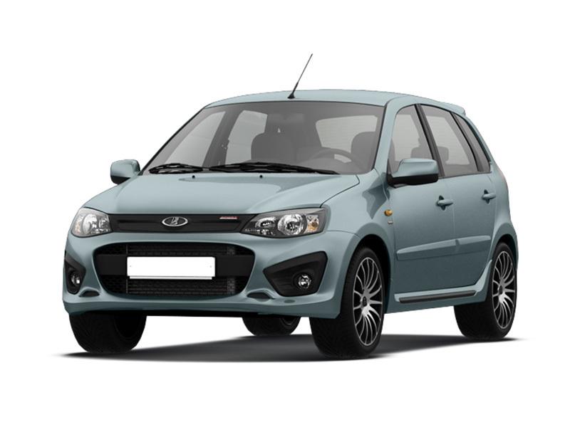 Новый авто ВАЗ (Lada) Kalina, голубой , 2016 года выпуска, цена 599 000 руб. в автосалоне  ()