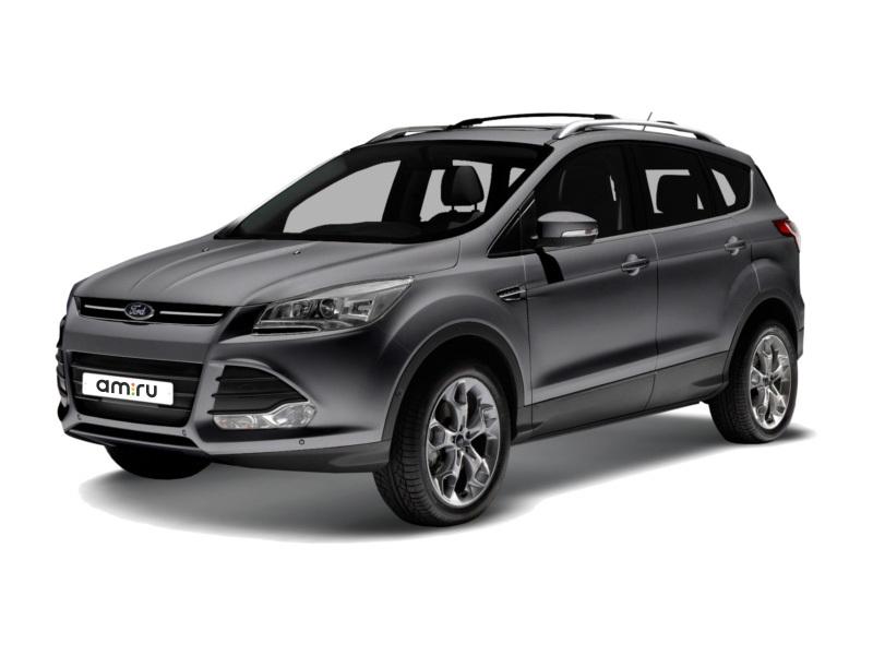 Новый авто Ford Kuga, серый , 2016 года выпуска, цена 1 859 000 руб. в автосалоне Темп-Авто Форд Сочи (Сочи, ш. Батумское, д. 94/20)