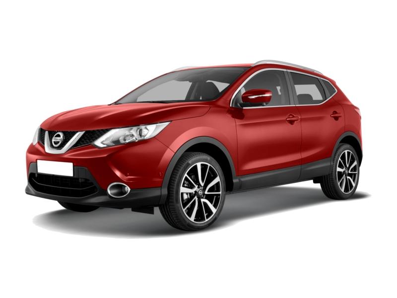 Новый авто Nissan Qashqai, красный акрил, 2016 года выпуска, цена 1 699 000 руб. в автосалоне  ()