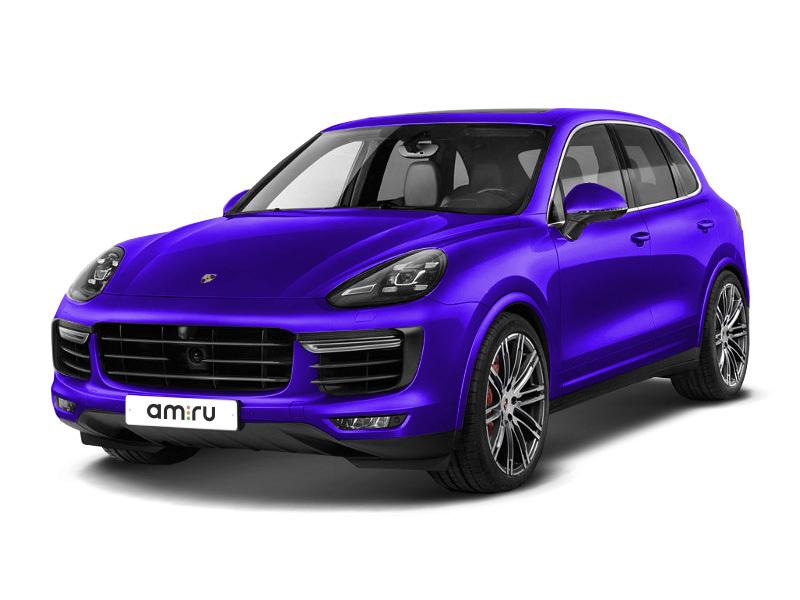 Подержанный Porsche Cayenne, отличное состояние, фиолетовый перламутр, 2016 года выпуска, цена 6 200 000 руб. в ао. Ханты-Мансийском Автономном округе - Югре