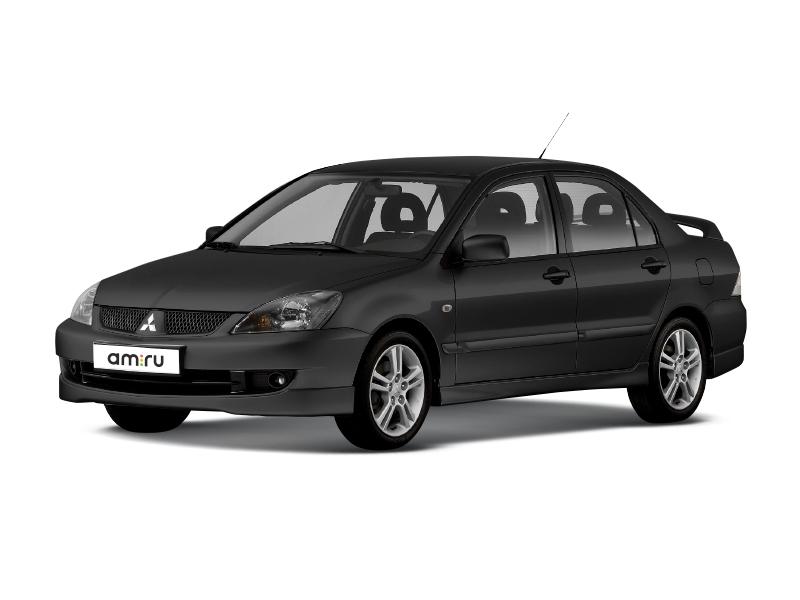Подержанный Mitsubishi Lancer, отличное состояние, мокрый асфальт , 2007 года выпуска, цена 320 000 руб. в Челябинской области