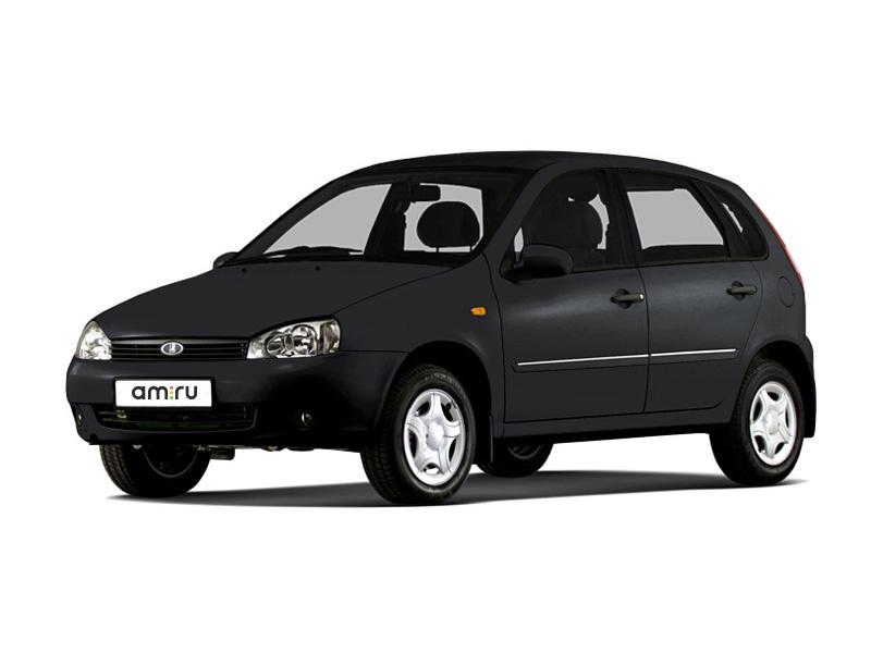 Подержанный ВАЗ (Lada) Kalina, отличное состояние, черный , 2013 года выпуска, цена 250 000 руб. в республике Татарстане