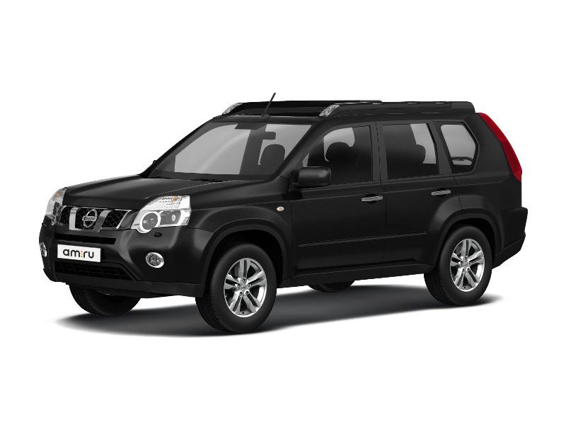 Подержанный Nissan X-Trail, отличное состояние, черный металлик, 2014 года выпуска, цена 1 300 000 руб. в республике Татарстане