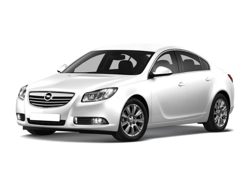 Подержанный Opel Insignia, хорошее состояние, белый , 2012 года выпуска, цена 770 000 руб. в Челябинской области