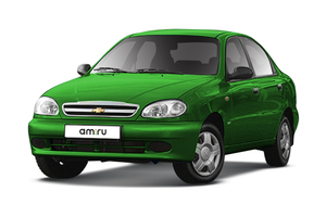 Авто Chevrolet Lanos, 2006 года выпуска, цена 125 000 руб., Москва