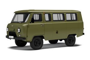 Авто УАЗ 2206, 2016 года выпуска, цена 479 990 руб., Москва
