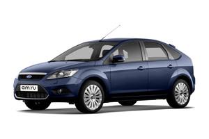 Подержанный автомобиль Ford Focus, отличное состояние, 2011 года выпуска, цена 500 000 руб., Катав-Ивановск