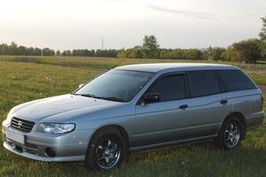 Автомобиль Nissan Expert, хорошее состояние, 2000 года выпуска, цена 170 000 руб., Новоуральск