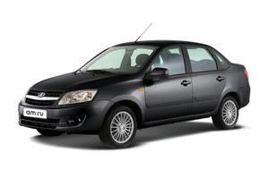 Подержанный автомобиль ВАЗ (Lada) Granta, хорошее состояние, 2013 года выпуска, цена 215 000 руб., Аша