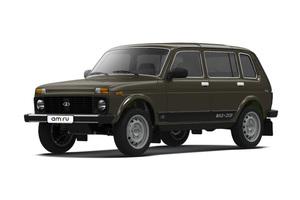 Новый автомобиль ВАЗ (Lada) 4x4, 2017 года выпуска, цена 520 700 руб., Набережные Челны