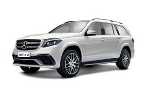Авто Mercedes-Benz GLS-класс, 2017 года выпуска, цена 11 673 530 руб., Москва