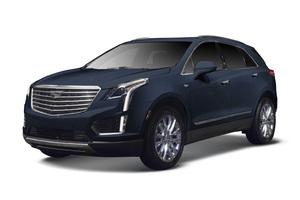 Авто Cadillac XT5, 2016 года выпуска, цена 4 040 000 руб., Москва