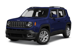 Авто Jeep Renegade, 2016 года выпуска, цена 1 644 000 руб., Москва