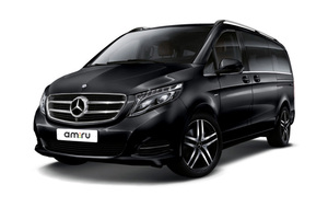 Авто Mercedes-Benz V-Класс, 2017 года выпуска, цена 6 619 591 руб., Москва