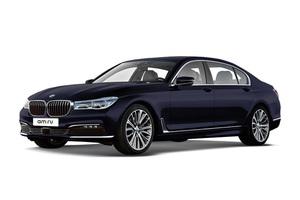 Авто BMW 7 серия, 2017 года выпуска, цена 7 654 200 руб., Москва