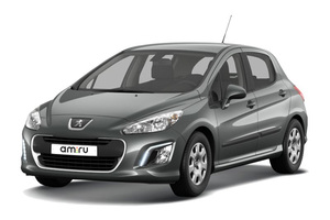 Автомобиль Peugeot 308, хорошее состояние, 2012 года выпуска, цена 430 000 руб., Сургут