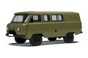 Авто УАЗ 3909, 2016 года выпуска, цена 623 990 руб., Москва
