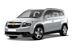 Авто Chevrolet Orlando, 2012 года выпуска, цена 639 400 руб., Москва