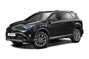 Новый автомобиль Toyota RAV4, 2017 года выпуска, цена 1 962 000 руб., Челябинск
