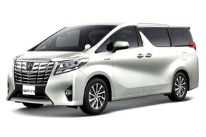Авто Toyota Alphard, 2016 года выпуска, цена 4 490 000 руб., Люберцы