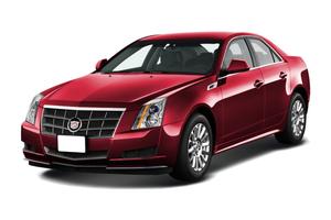 Автомобиль Cadillac CTS, отличное состояние, 2009 года выпуска, цена 750 000 руб., Москва