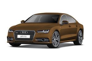 Новый автомобиль Audi A7, 2016 года выпуска, цена 4 044 499 руб., Москва