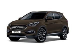 Авто Hyundai Santa Fe, 2016 года выпуска, цена 2 412 000 руб., Челябинск
